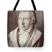 Georg Hegel  Tote Bag