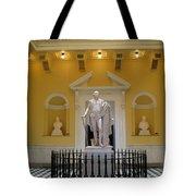 Georg Washington Statue - Capitol Richmond Tote Bag
