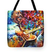 Wes Montgomery Tote Bag