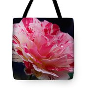 George Burns Floribunda Rose Tote Bag