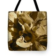 George Burns Rose 2 Tote Bag
