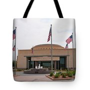 George Bush Presidential Library Tote Bag