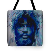 George Clinton Tote Bag
