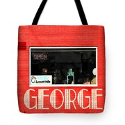 George Diner Tote Bag
