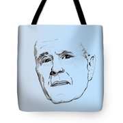 George H. W. Bush Tote Bag