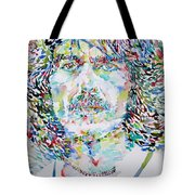 George Harrison Portrait.2 Tote Bag