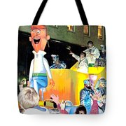 George Jetson Poster Tote Bag