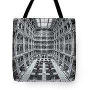 George Peabody Library II Tote Bag
