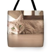 George The Cat Tote Bag