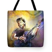 George Thorogood In Cazorla In Spain 02 Tote Bag