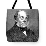 George Villers (1800-1870) Tote Bag
