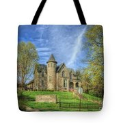 George W. Campbell Home Tote Bag