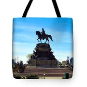 George Washington Monument Tote Bag