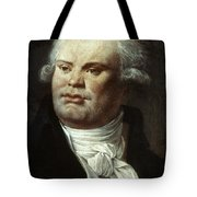 Georges-jacques Danton (1759-1794) Tote Bag