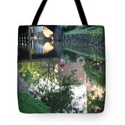 Georgetown Canal Reflections Tote Bag