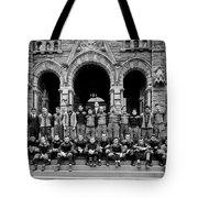 Georgetown Football 1910 Tote Bag
