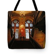 Georgetown's Healy Hall Tote Bag