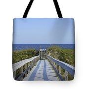 Georgia Boardwalk Tote Bag
