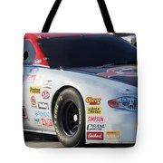 Georgia Racing Hall Of Fame Car Tote Bag