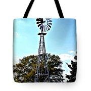 Georgia Windmill Tote Bag