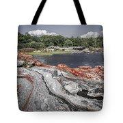 Georgian Bay Vi Tote Bag
