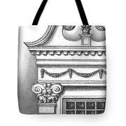 Georgian Splendor Tote Bag