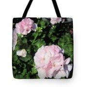 Geranium In Pink Tote Bag