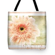 Gerber Daisy Happiness 1 Tote Bag