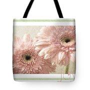 Gerber Daisy Joy 3 Tote Bag
