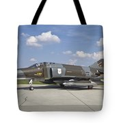 German Air Force F-4f Phantom II Tote Bag