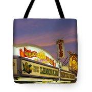 German Fries Topsfield Fair Tote Bag