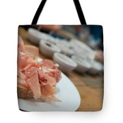 German Lunch Tote Bag