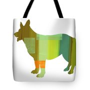 German Sheppard 1 Tote Bag