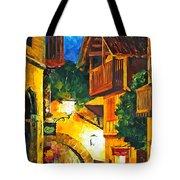 German Town Tote Bag