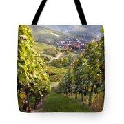 German Vineyard Tote Bag