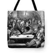 Germany: Beer Cellar, 1875 Tote Bag