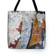 Germany, Berlin Wall Berlin Tote Bag