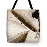 Germanys Two Mighty Airships, The Graf Tote Bag