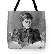 Gertrude Bell (1868-1926) Tote Bag