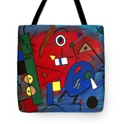Get Going Tote Bag