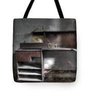 Get Out Tote Bag