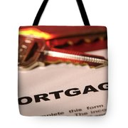 Getting A New Home  Tote Bag