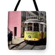 Getting Around Tote Bag