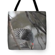 Getting Out Of Here Tote Bag