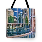 Getty Reflections Tote Bag
