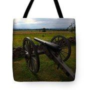 Gettysburg Battlefield Historic Monument Tote Bag by James Brunker