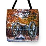 Gettysburg High Water Mark Tote Bag