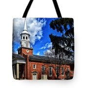 Gettysburg Lutheran Seminary Chapel Tote Bag