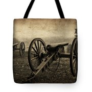 Gettysburg Revisited Tote Bag