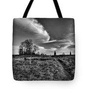Gettysburg Sky Tote Bag